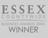 Essex Countywide Business Awards 2004 WINNER